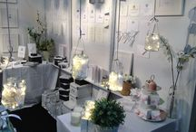Brides the Show - London 11 > 13th Oct 13 / We met so many lovely Brides, their families,  friends and wonderful exhibitors - Great Show!