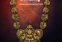 Lakshmi Goddess Necklaces