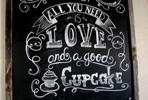 Chalkboard Art / by Lindsey Sprout