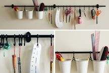 Organization Ideas / by Kirsten C