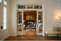 french doors for main floor bedroom-office