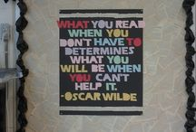 Secondary Education- Bulletin Boards
