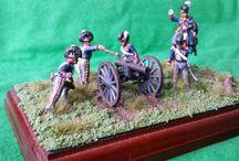 19TH-NAP-WARS:- BRITISH AR