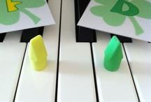 Piano Teaching Ideas