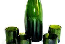 wine bottles / by Debbie Aebi Brown