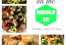 Whole30/paleo