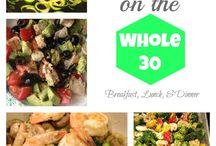 Whole 30 eating