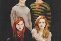 Ginny weasley / Harry Potter