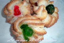 Pasticcini e biscotti
