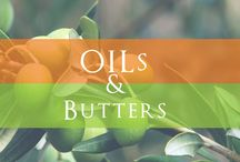Ingredients - Oils and Butters