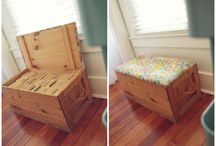 filing storage / by Lizzie Carter