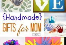 Mother's Day Ideas / Ideas for presents and ways to make Mother's Day special!