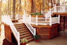 deck ideas / by Wendy Barclay