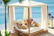 beach cabana ideas