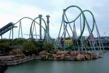 round the world rollercoaster trip!!
