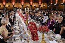 Nobel Gala flowers