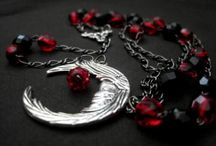Vamps Jewelry Gothic Victorian / Vamps Jewelry - Gothic neo-victorian romantic jewelry available at vampsjewelry.com