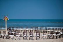 The Beach Wedding in the Round