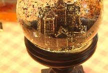 Water Globe 3D