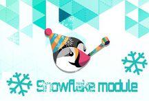 Ap Snowflake Prestashop Theme