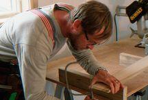 práce se dřevem / truhlářství