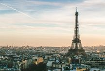 Paris-France / Places which I visited  / by Bärbel Mothes