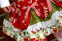 Christmas sewing inspiration
