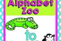 Animal Alphabet from A to Z / A different animal for each letter of the alphabet