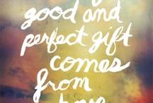 words that inspire / by Melanie Pinkus