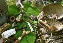 Sustainable living / Bushcraft and permanent ideas