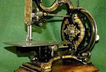 mesin jahit kuno