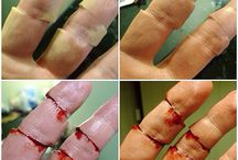SFX makeup {graphic!!!}
