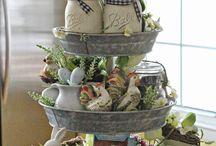 Easter/Spring / by Rebecca Stahl- Richardson