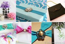 gifts and gift wrapping ideas