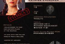 Hunger Games / by Ashley Veik