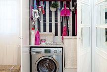 HOME - LAUNDRY / DIY
