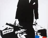 street art Blek le rat