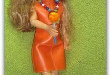 ROPA PARA NANCY / Modelos para la muñeca Nancy