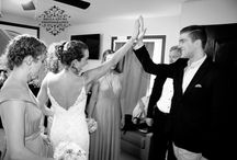 Pre Wedding Ceremony / The moments of getting ready and small details photographed with beauty in hotel rooms in Aruba