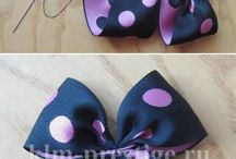 tutorial ribbon bow