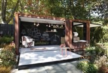 shipping container studio