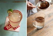 Drinks & Bartending tips.