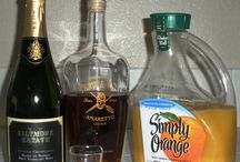 Drink Recipes / It's 5:00 somewhere! Delicious drink recipes that make any day a party.  / by The SITS Girls