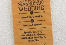 Luxe Material Invitations