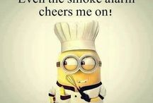 Silly Minion Quotes