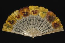 Fighting the heat in Style / Beautiful hand Fans