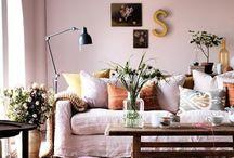 The pink bedroom I can't change / Idéias para um quarto permanentemente rosa