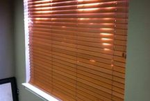 Town Line Window Blinds Projects / Projects completed using window blinds or other window treatments from Town Line Wallpaper & Paint that will hopefully inspire your next window treatment.