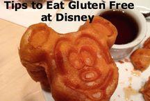 Disney: Eating Gluten Free