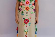 vestidos floral